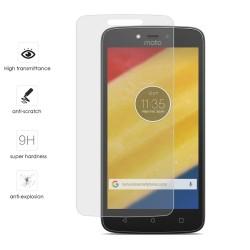 Protector Cristal Templado para Motorola Moto C Plus Vidrio
