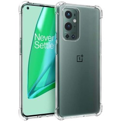Funda Gel Tpu Anti-Shock Transparente para OnePlus 9 Pro 5G