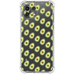 Funda Silicona Antigolpes para Xiaomi Mi 11 Lite 4G / 5G diseño Aguacate Dibujos
