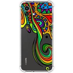 Funda Silicona Antigolpes para Xiaomi Mi 11 Lite 4G / 5G diseño Colores Dibujos