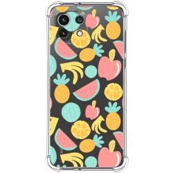 Funda Silicona Antigolpes para Xiaomi Mi 11 Lite 4G / 5G diseño Frutas 02 Dibujos