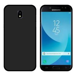 Funda Gel Tpu para Samsung Galaxy J5 (2017) Color Negra