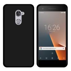 Funda Gel Tpu para Vodafone Smart V8 Color Negra