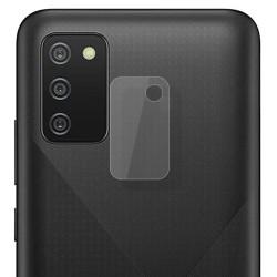 Protector Cristal Templado Cámara Trasera para Samsung Galaxy A02s Vidrio