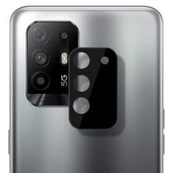 Protector Cristal Templado Cámara Trasera para Oppo A94 5G Vidrio