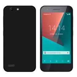 Funda Gel Tpu para Vodafone Smart E8 Color Negra