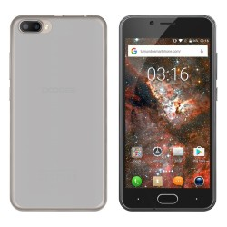 Funda Gel Tpu para Doogee Shoot 2 Color Transparente