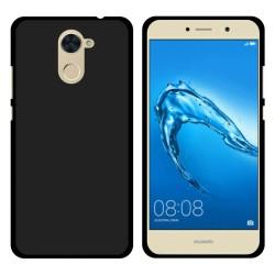 Funda Gel Tpu para Huawei Y7 Color Negra