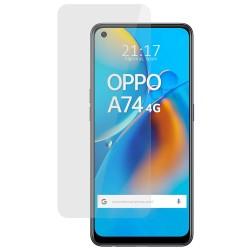 Protector Cristal Templado para Oppo A74 4G Vidrio