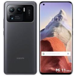 Funda Silicona Gel TPU Transparente para Xiaomi Mi 11 Ultra 5G
