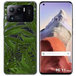 Funda Gel Transparente para Xiaomi Mi 11 Ultra 5G diseño Jungla Dibujos
