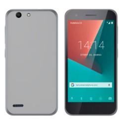 Funda Gel Tpu para Vodafone Smart E8 Color Transparente
