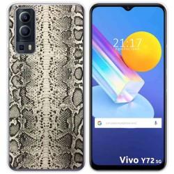 Funda Gel Tpu para Vivo Y72 5G diseño Animal 01 Dibujos