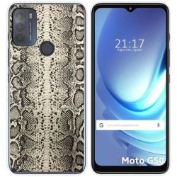 Funda Gel Tpu para Motorola Moto G50 5G diseño Animal 01 Dibujos