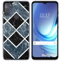 Funda Gel Tpu para Motorola Moto G50 5G diseño Mármol 06 Dibujos