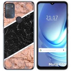 Funda Gel Tpu para Motorola Moto G50 5G diseño Mármol 07 Dibujos