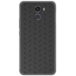 Funda Gel Tpu para Wileyfox Swift 2 Diseño Metal Dibujos