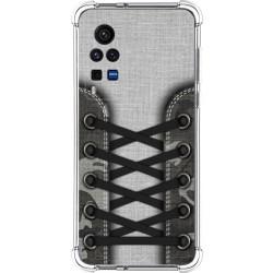 Funda Silicona Antigolpes para Vivo X60 Pro 5G diseño Zapatillas 16 Dibujos