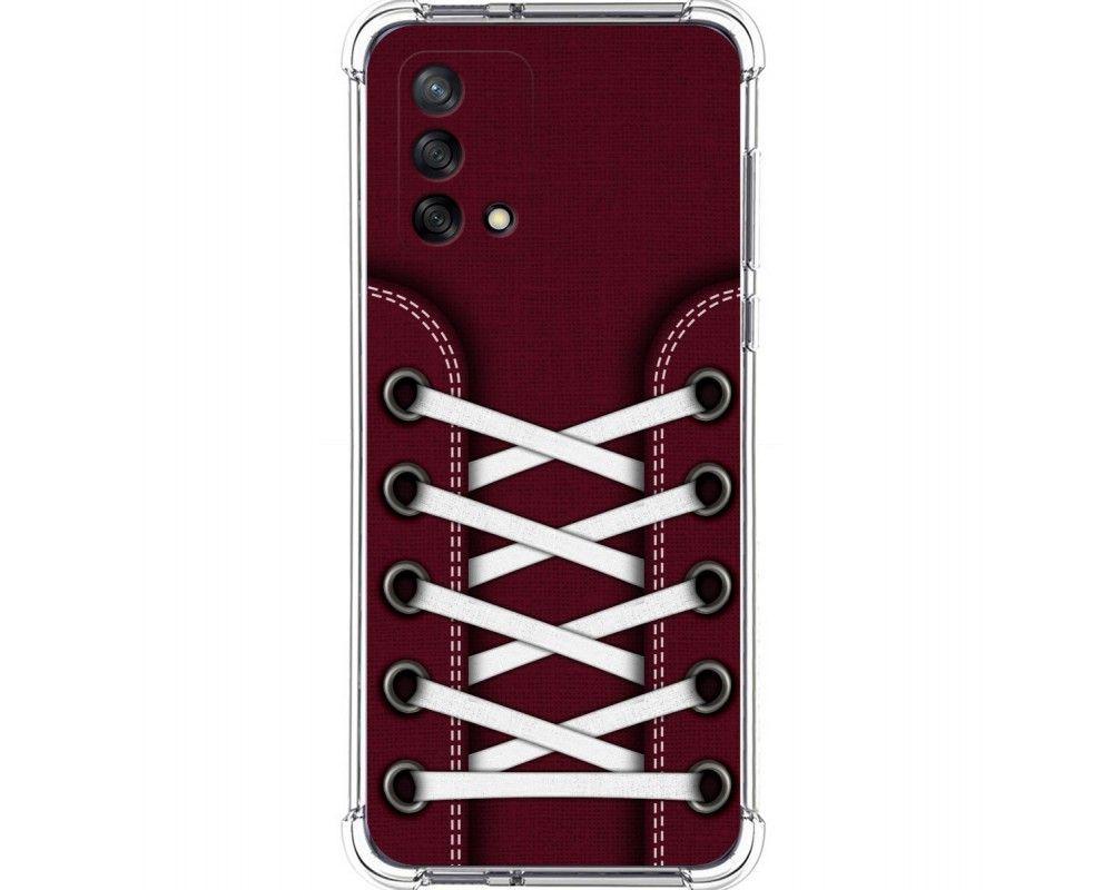 Funda Silicona Antigolpes para Oppo A74 4G diseño Zapatillas 17 Dibujos