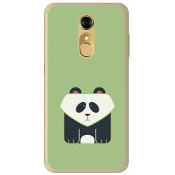 Funda Gel Tpu para Zte Blade A910 Diseño Panda Dibujos