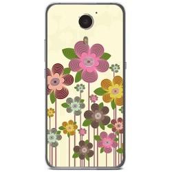 Funda Gel Tpu para Umi Plus Diseño Primavera En Flor Dibujos
