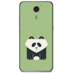 Funda Gel Tpu para Umi Plus Diseño Panda Dibujos