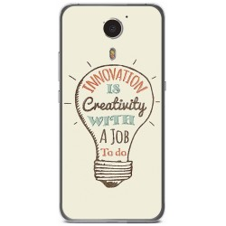 Funda Gel Tpu para Umi Plus Diseño Creativity Dibujos