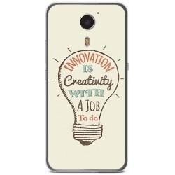 Funda Gel Tpu para Umi Plus Diseño Creativity Dibujos