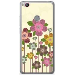 Funda Gel Tpu para Zte Nubia Z11 Diseño Primavera En Flor Dibujos