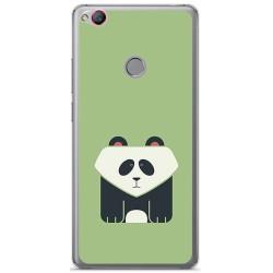 Funda Gel Tpu para Zte Nubia Z11 Diseño Panda Dibujos