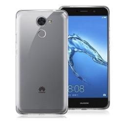 Funda Gel Tpu Fina Ultra-Thin 0,3mm Transparente para Huawei Y7