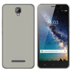 Funda Gel Tpu para Hisense F22 Color Transparente