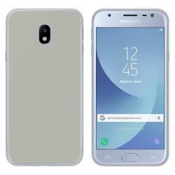 Funda Gel Tpu para Samsung Galaxy J3 (2017) Color Transparente