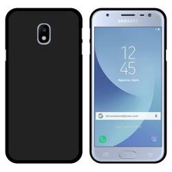 Funda Gel Tpu para Samsung Galaxy J3 (2017) Color Negra