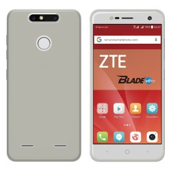 Funda Gel Tpu para Zte Blade V8 Mini Color Transparente