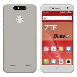 Funda Gel Tpu para Zte Blade V8 Mini Color Transparente
