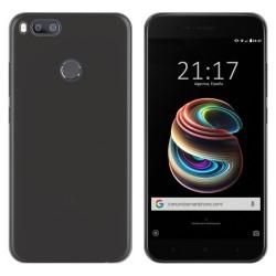 Funda Gel Tpu para Xiaomi Mi 5X / Mi A1 Color Negra