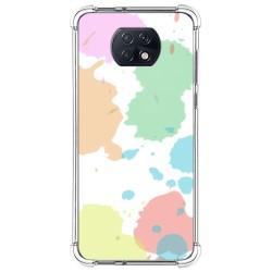 Funda Antigolpes para Xiaomi Redmi Note 9T 5G diseño Acuarela 05 Dibujos