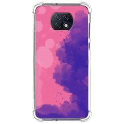 Funda Antigolpes para Xiaomi Redmi Note 9T 5G diseño Acuarela 07 Dibujos