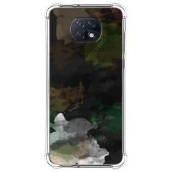 Funda Antigolpes para Xiaomi Redmi Note 9T 5G diseño Acuarela 12 Dibujos