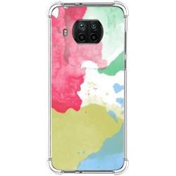 Funda Antigolpes para Xiaomi Mi 10T Lite 5G diseño Acuarela 02 Dibujos