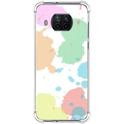 Funda Antigolpes para Xiaomi Mi 10T Lite 5G diseño Acuarela 05 Dibujos