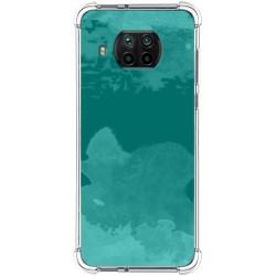 Funda Antigolpes para Xiaomi Mi 10T Lite 5G diseño Acuarela 06 Dibujos