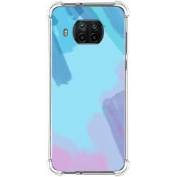 Funda Antigolpes para Xiaomi Mi 10T Lite 5G diseño Acuarela 10 Dibujos
