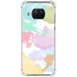 Funda Antigolpes para Xiaomi Mi 10T Lite 5G diseño Acuarela 11 Dibujos