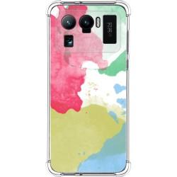Funda Antigolpes para Xiaomi Mi 11 Ultra 5G diseño Acuarela 02 Dibujos