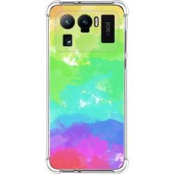 Funda Antigolpes para Xiaomi Mi 11 Ultra 5G diseño Acuarela 03 Dibujos