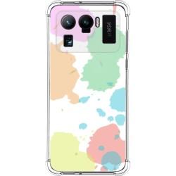 Funda Antigolpes para Xiaomi Mi 11 Ultra 5G diseño Acuarela 05 Dibujos