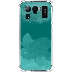 Funda Antigolpes para Xiaomi Mi 11 Ultra 5G diseño Acuarela 06 Dibujos