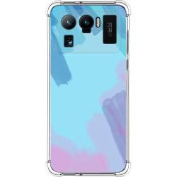 Funda Antigolpes para Xiaomi Mi 11 Ultra 5G diseño Acuarela 10 Dibujos